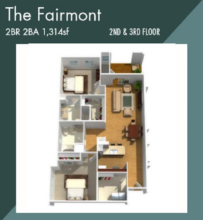 Creekstone Apartment Fairport NY fairmont apartment floorplan